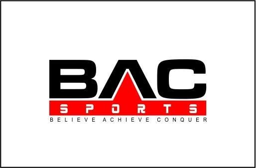 Proposition n°313 du concours Logo Design for BAC Sports