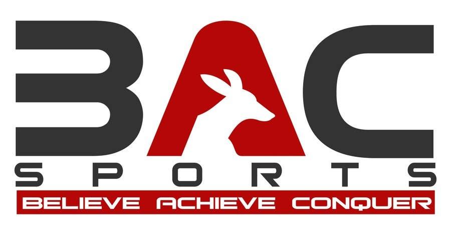 Proposition n°329 du concours Logo Design for BAC Sports