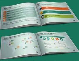 Nro 17 kilpailuun Design a Brochure for Me käyttäjältä moreirahl
