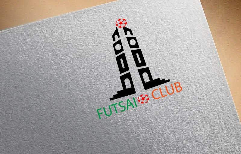 Penyertaan Peraduan #6 untuk Design a logo for a futsal club