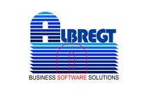 Graphic Design Kilpailutyö #339 kilpailuun Logo Design for Albregt Business Software Solutions