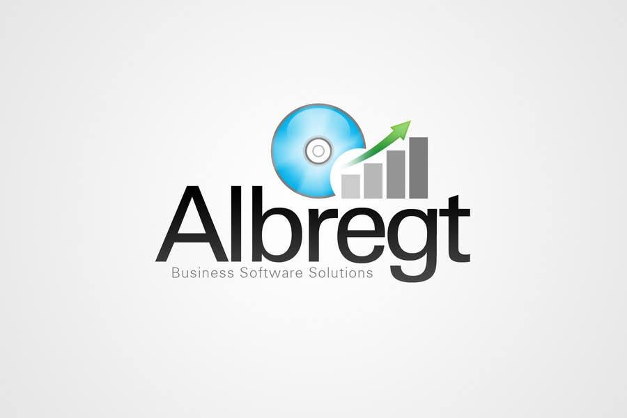 Penyertaan Peraduan #27 untuk Logo Design for Albregt Business Software Solutions