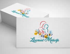 #55 cho Oh Baby! Homebirth Midwife Needs Fresh Logo bởi aminayahia