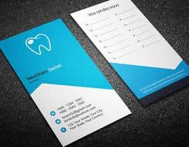 mhtushar322 tarafından Dentist business card için no 22