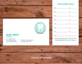 arnee90 tarafından Dentist business card için no 60