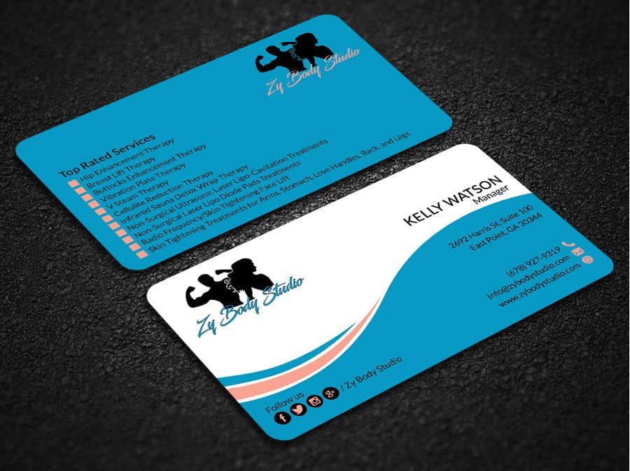 Entry #69 by ershad0505 for Design a business card | Freelancer