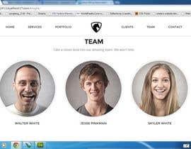 Nro 6 kilpailuun We need a website for our management system käyttäjältä creativetigers32