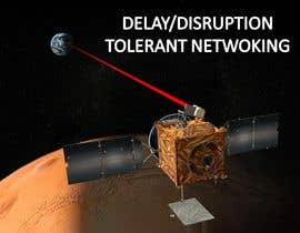 #84 for NASA Challenge: Infographic/Animation to Help Explain Delay/Disruption Tolerant Networking (DTN) Protocol by Artoholic27