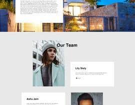 Nro 41 kilpailuun I need a Corporate website design käyttäjältä chiku789
