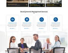 Nro 12 kilpailuun I need a Corporate website design käyttäjältä saidesigner87