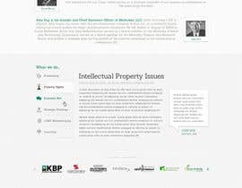 nº 74 pour Website Design for Sheltowee LLC a technology investment company par andrewnickell