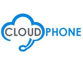 #530 para Logo Design for Cloud-Phone Inc. por iamheretodesign