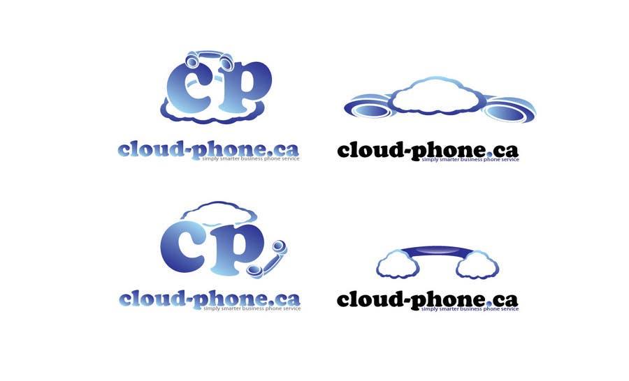 Participación en el concurso Nro.330 para Logo Design for Cloud-Phone Inc.