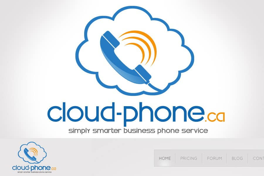 Конкурсная заявка №617 для Logo Design for Cloud-Phone Inc.