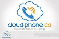Graphic Design Contest Entry #546 for Logo Design for Cloud-Phone Inc.