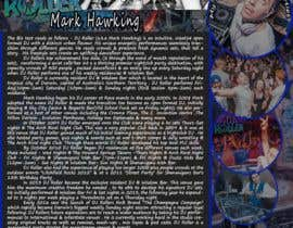 #19 for Design a DJ Biography Page. by siris90