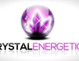 nº 105 pour Logo Design for Crystal Energetics par ganzio