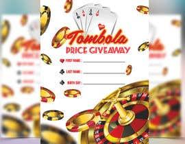 #26 para Casino graphic design for contest. Flyer and poster. por Codeitsmarts