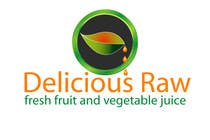 Graphic Design Entri Peraduan #47 for Logo Design for Delicious Raw