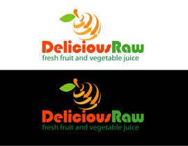 #44 for Logo Design for Delicious Raw af woow7