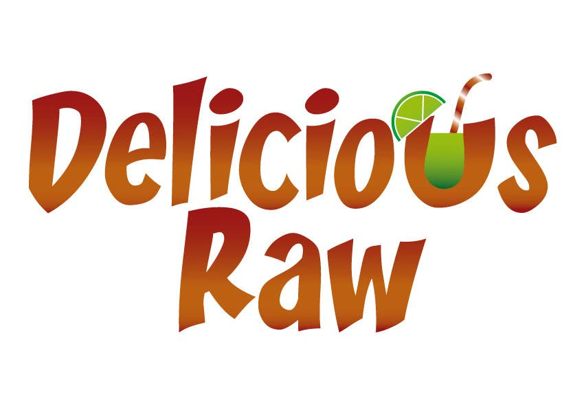Konkurrenceindlæg #70 for Logo Design for Delicious Raw