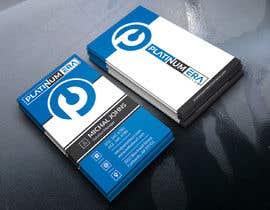 #446 for Design Business Card for Platinum Era Club by pronceshamim927
