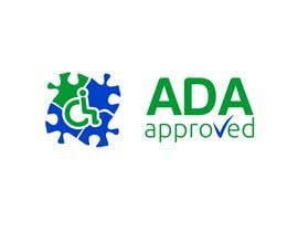 #231 para Logo Design for ADA Approved por addatween