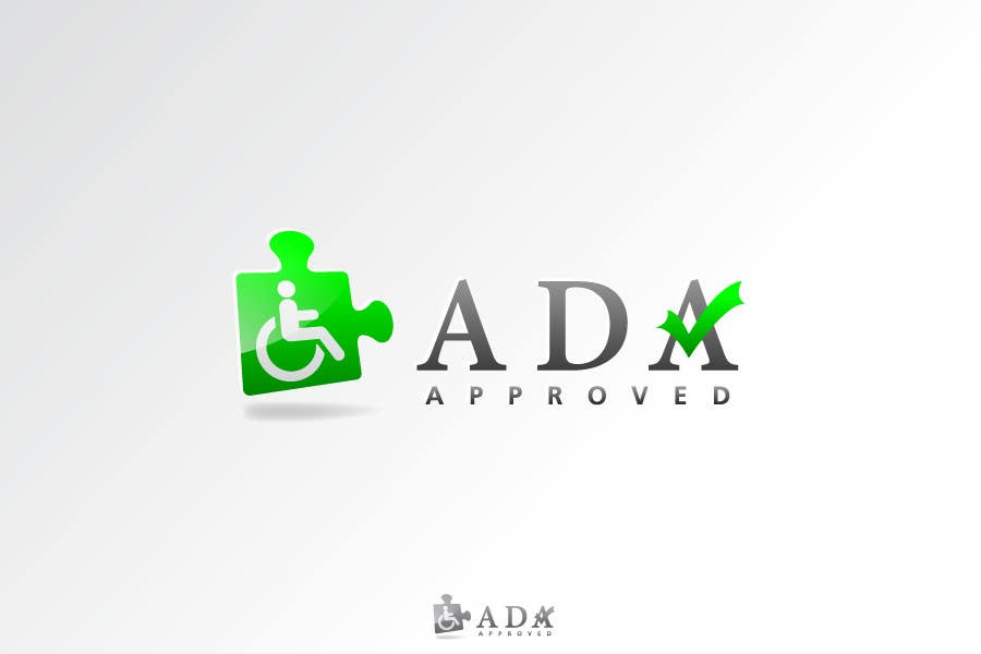 #141 for Logo Design for ADA Approved by CTRaul