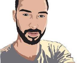 Nro 11 kilpailuun Illustrate/Draw Portrait in a cartoonish way käyttäjältä gdougniday
