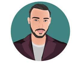 Nro 17 kilpailuun Illustrate/Draw Portrait in a cartoonish way käyttäjältä PlutusEnt