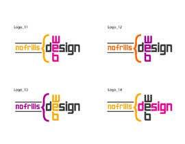 Nro 82 kilpailuun Logo Design: No Frills Web Design käyttäjältä fourtunedesign