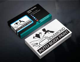 #29 for logo/business card for Automotive body/ paint shop by cafy