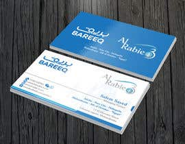 #87 untuk Design some Business Cards for a lighting company oleh aminur33