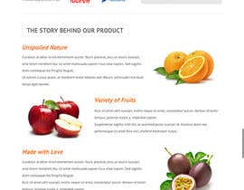 #13 for Design a landing page for a B2B product by karthick35