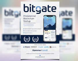 Pootnik tarafından Urgent Project: Design Full-page Newspaper Ad for BitGate (Guaranteed awarded Within 12 Hours!) için no 60