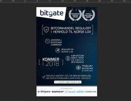 Yacinebz tarafından Urgent Project: Design Full-page Newspaper Ad for BitGate (Guaranteed awarded Within 12 Hours!) için no 47