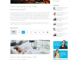 yasirmehmood490 tarafından Design PSD for blog için no 11