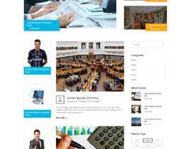 sudpixel tarafından Design PSD for blog için no 3