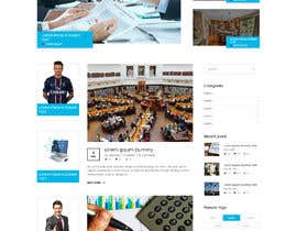 sudpixel tarafından Design PSD for blog için no 5