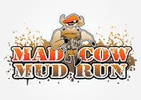 #107 for Logo Design for Mad Cow Mud Run by HimawanMaxDesign