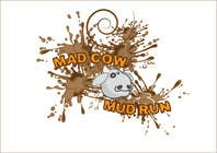 #104 for Logo Design for Mad Cow Mud Run by jAR13