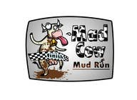 #102 for Logo Design for Mad Cow Mud Run by mehdiafter