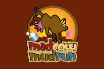 #110 for Logo Design for Mad Cow Mud Run by stanbaker