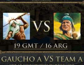 #1 untuk Contest - Tournament announcements oleh Grove00