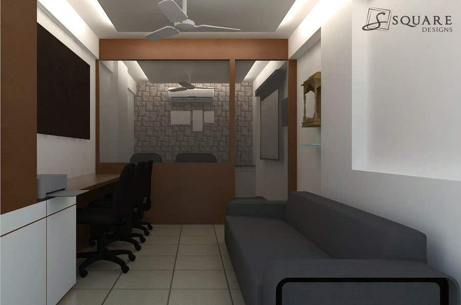 Entry 2 By Ssquaredesign For Design Small Office Interiors For Real