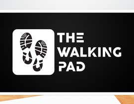 """#30 para Logo """"The Walking Pad"""" de anshalahmed"""