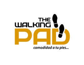 "#89 para Logo ""The Walking Pad"" de pabloeliu"