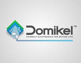 nº 535 pour Logo Design for Domikel par dimitarstoykov