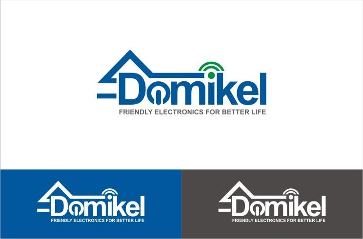 #343 for Logo Design for Domikel by sharpminds40
