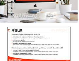 #77 for Design powerpoint slide template by mho56b77831bf36b